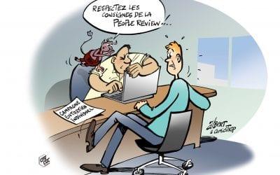 PEOPLE@RENAULT GROUP : Entretien trimestriel !